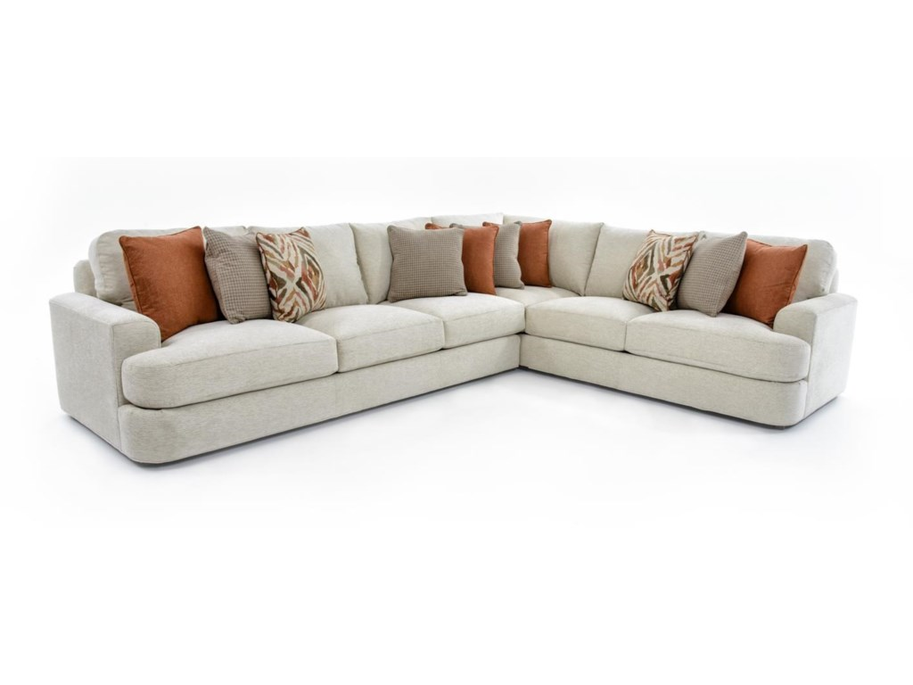 Lexington Laurel Canyonhalandale Two Piece Sectional Sofa