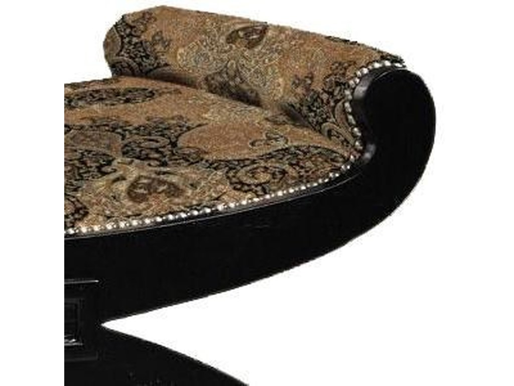 Lexington Lexington UpholsteryCustomizable Macaulay Ottoman