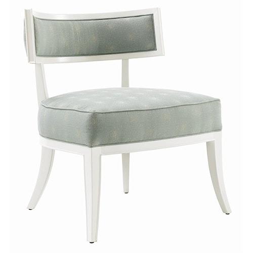 Lexington Lexington Upholstery Byblos Tight Back Armless Chair