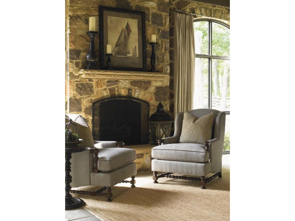 Lexington Lexington UpholsteryBradbury Chair