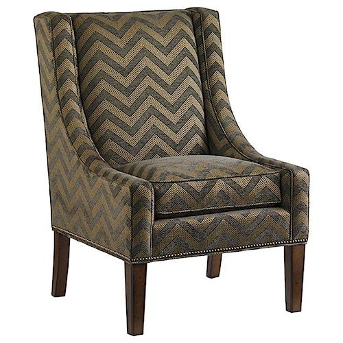 Lexington Lexington Upholstery Calypso Tight Back Accent Chair