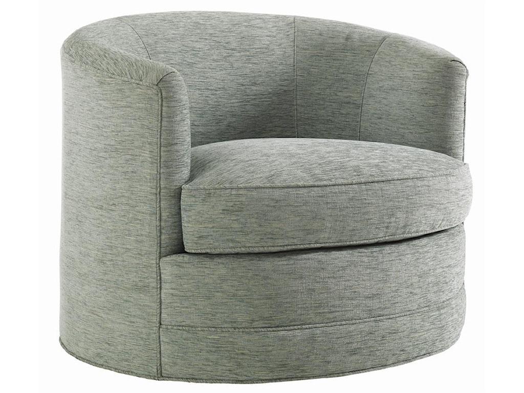 Lexington Lexington UpholsteryGraniers Swivel Chair