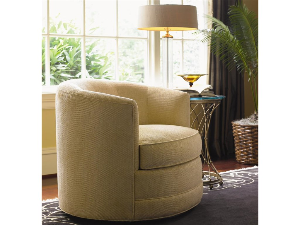 Lexington Lexington UpholsteryGraniers Swivel Chair