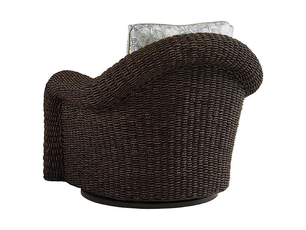 Lexington Lexington UpholsteryCody Swivel Chair