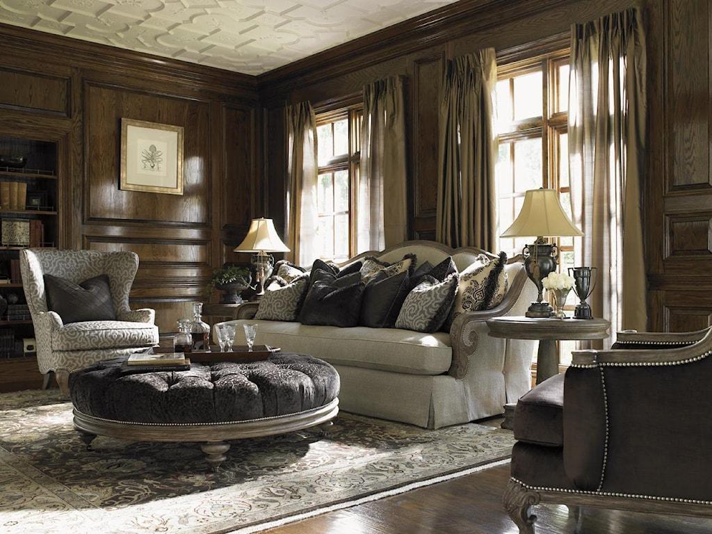 Lexington Lexington UpholsteryAragon Sofa