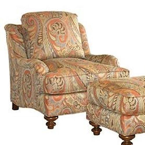 Lexington Lexington Upholstery Elton Loose Back Chair