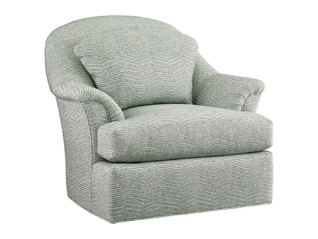 Lexington Lexington UpholsteryAngelica Swivel Chair