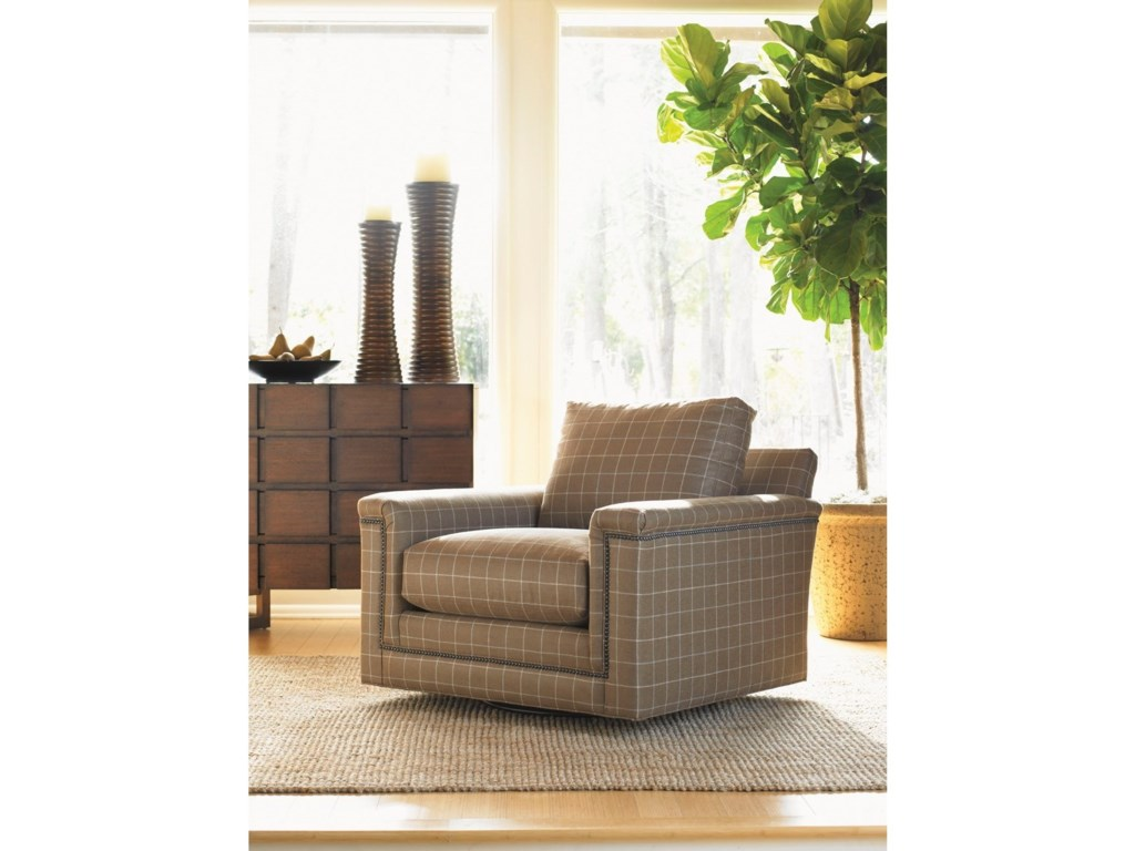 Lexington Lexington UpholsteryBalance Swivel Chair
