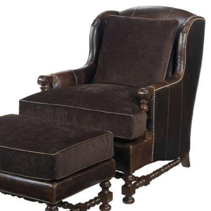 Lexington Lexington LeatherBradbury Chair