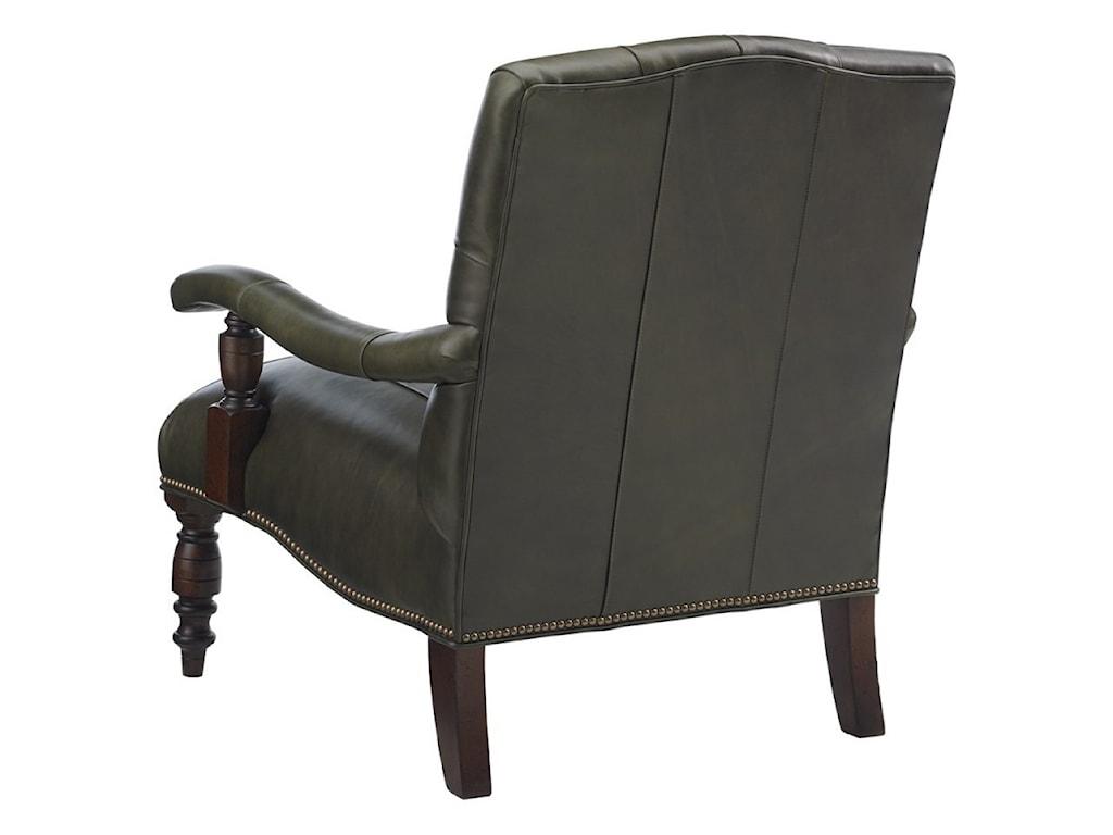 Lexington Lexington LeatherWilshire Chair