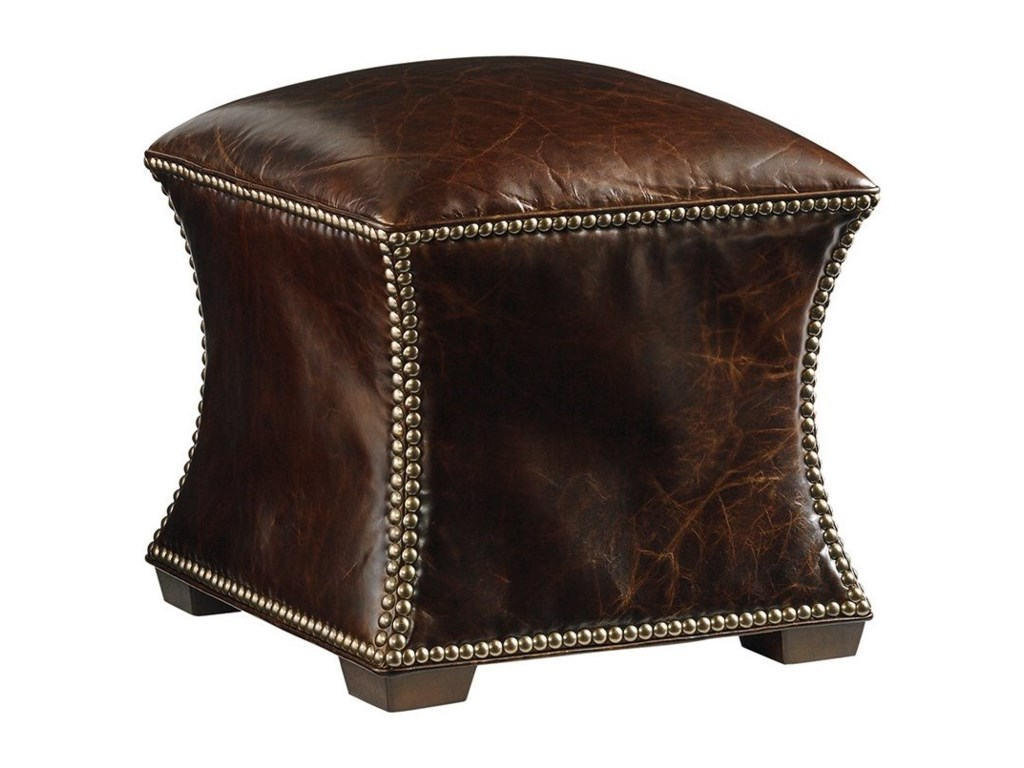 Lexington Lexington LeatherEclipse Accent Ottoman