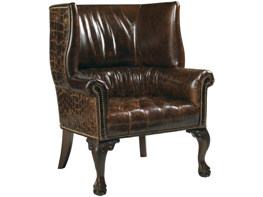 Lexington Lexington LeatherCardiff Leather Chair
