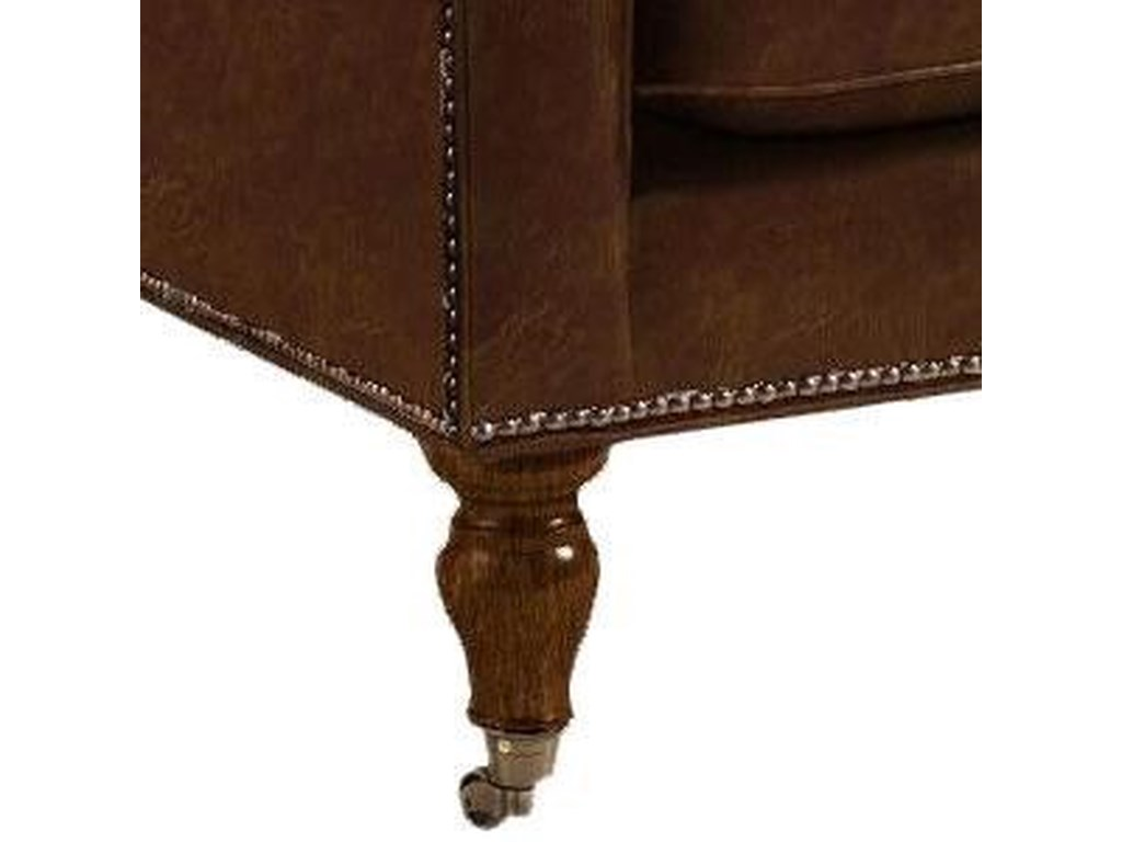 Lexington Lexington LeatherCustomizable Sandhurst Leather Chair