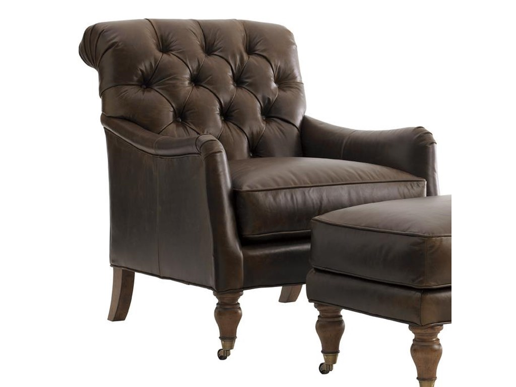 Lexington Lexington LeatherWorthington Leather Chair