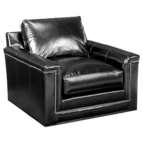 Lexington Lexington LeatherBalance Swivel Chair