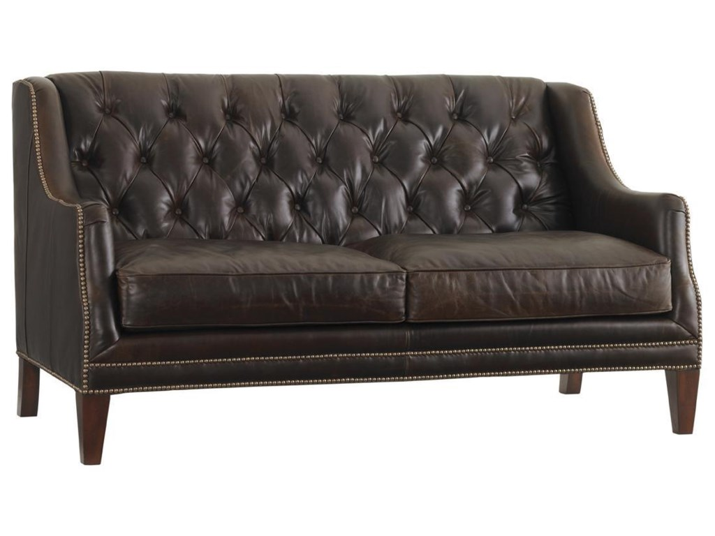 Lexington Lexington LeatherSloane Settee
