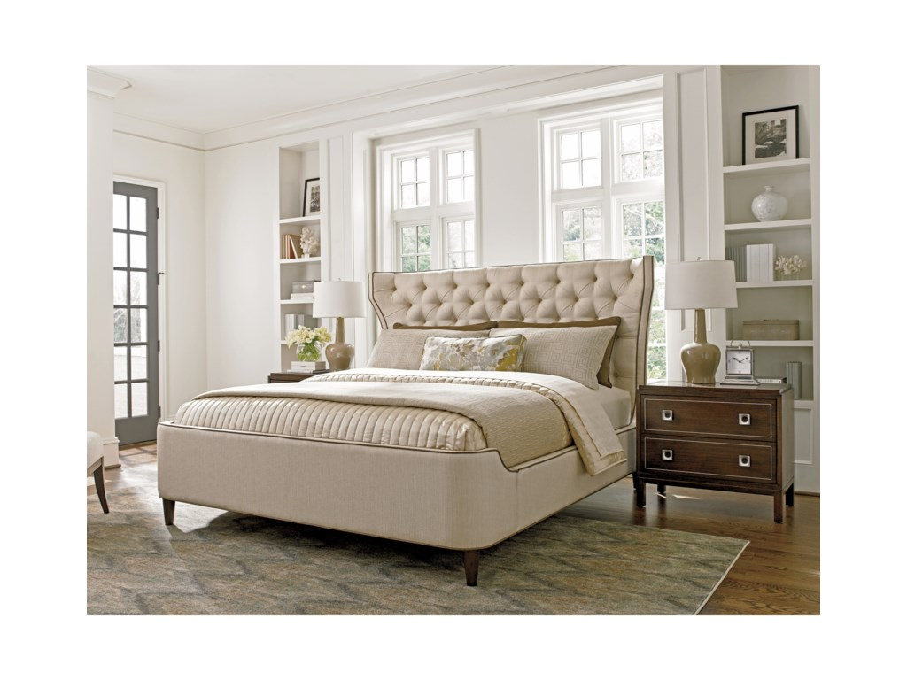 Lexington MacArthur ParkQueen Bedroom Group