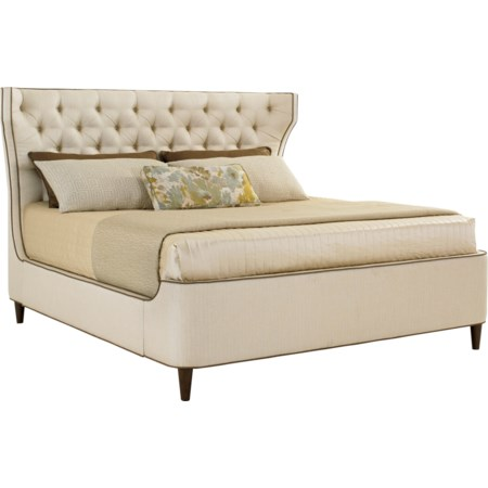 Mulholland Upholstered Queen Bed
