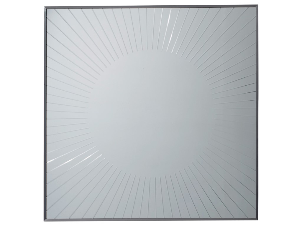 Lexington MacArthur ParkCalliope Square Sunburst Mirror