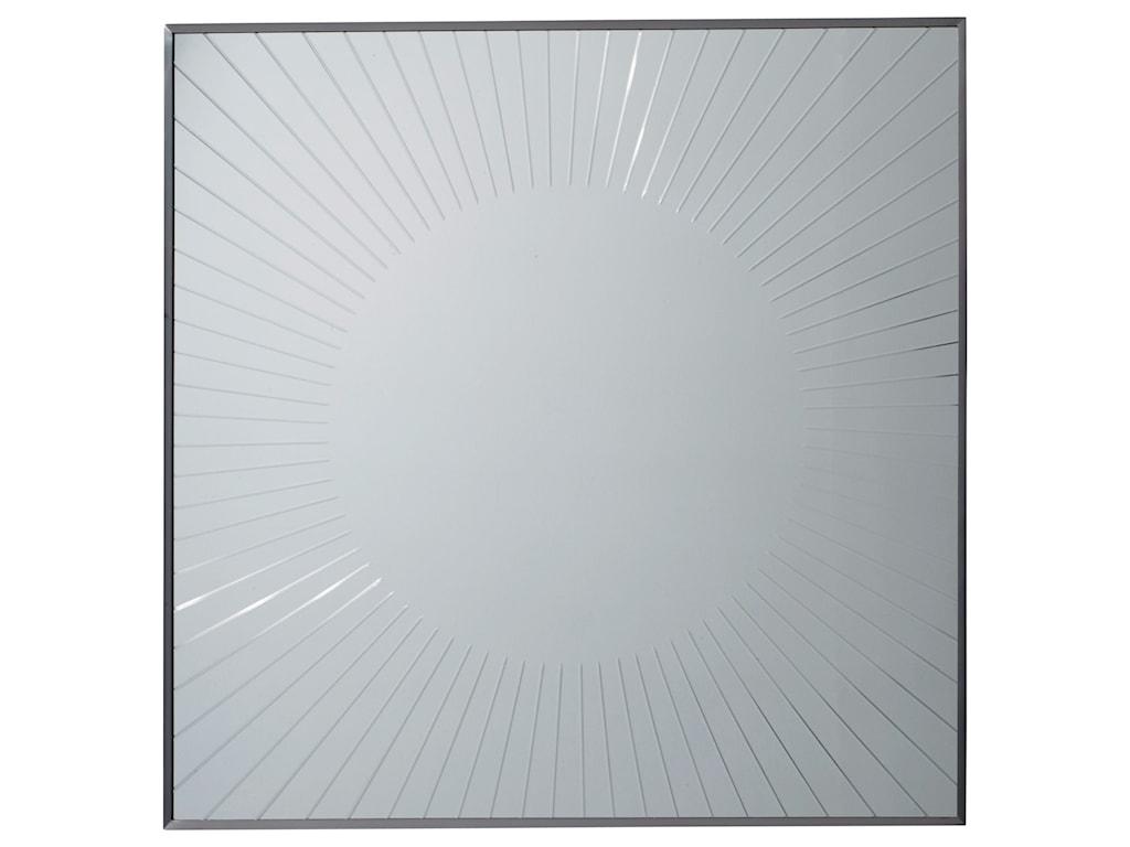 Lexington MacArthur ParkCalliope Square Sunburst Mirror