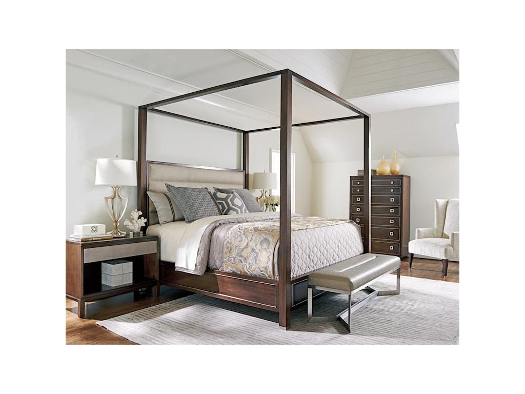 Lexington MacArthur ParkAmador Upholstered Bed Bench