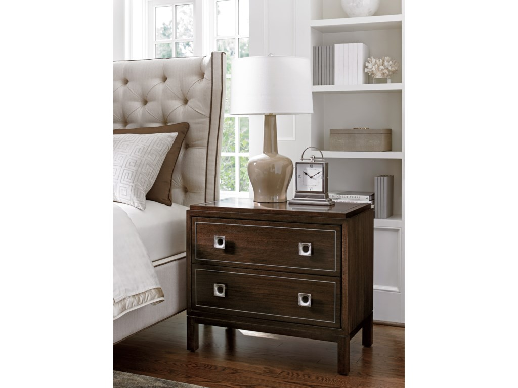 Lexington MacArthur ParkWeyburn Nightstand
