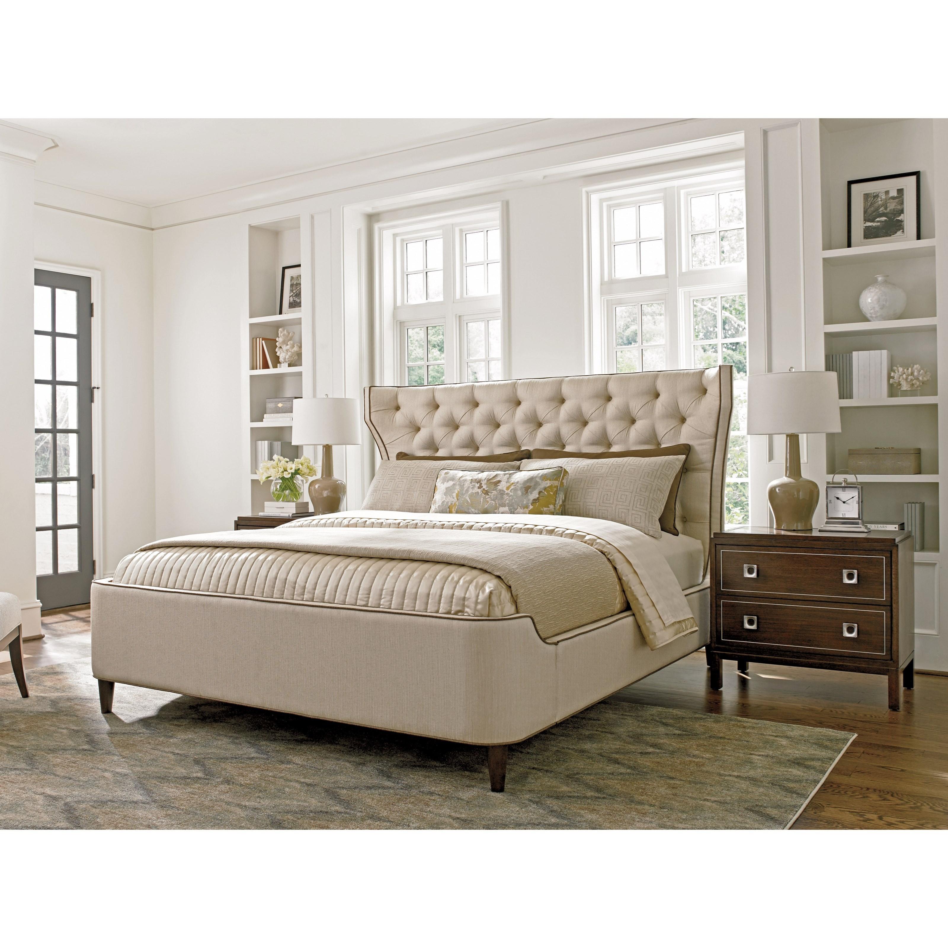 Lexington Macarthur Park Weyburn Two Drawer Nightstand Wayside Furniture Nightstands