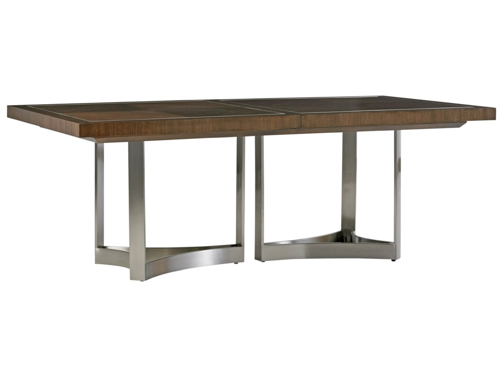Lexington MacArthur Park Beverly Place Rectangular Dining Table with Table  Extension Leaves   Baer s Furniture   Dining TablesLexington MacArthur Park Beverly Place Rectangular Dining Table  . Rectangular Dining Tables With Leaves. Home Design Ideas