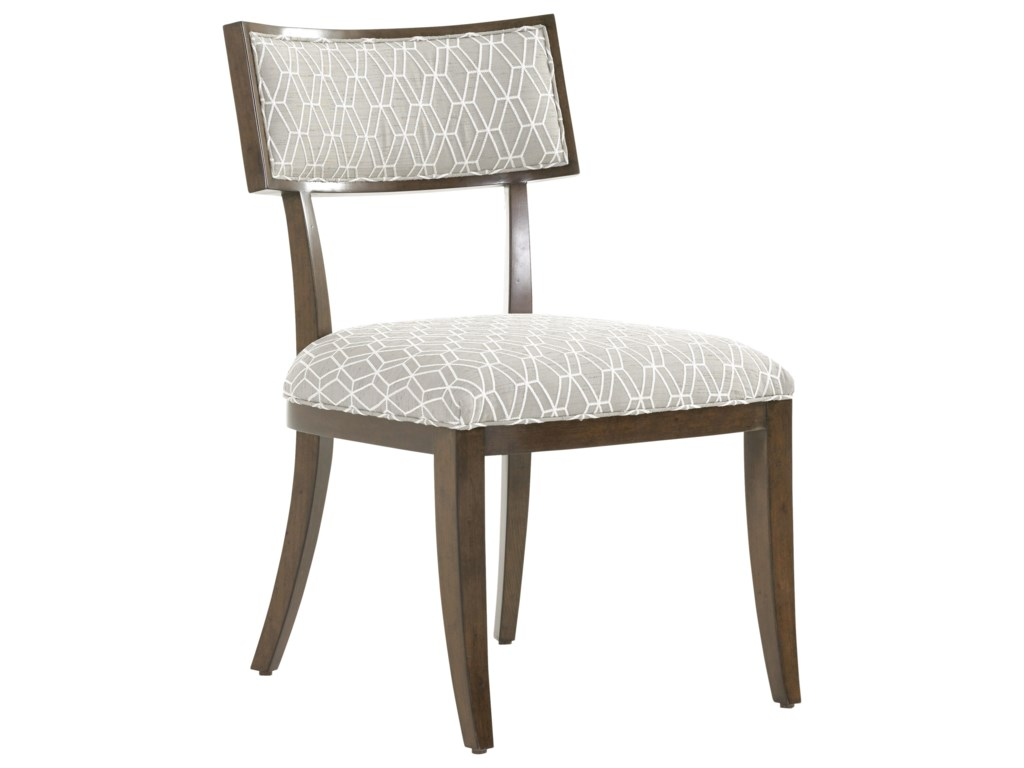 Lexington MacArthur ParkWhittier Side Chair in Custom Fabric