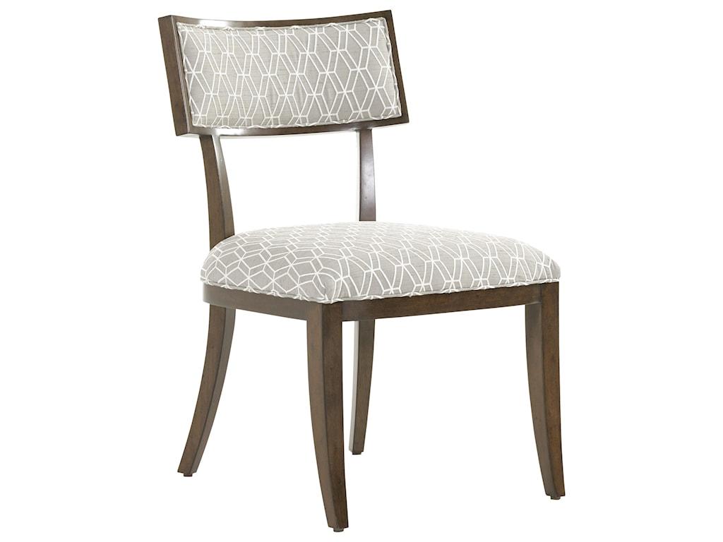 Lexington MacArthur ParkWhittier Side Chair in Custom Fabric