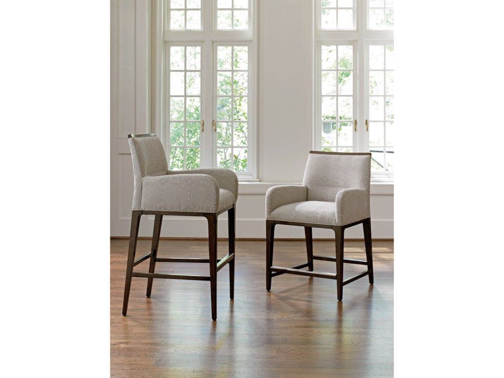 Lexington MacArthur ParkGetty Customizable Counter Stool