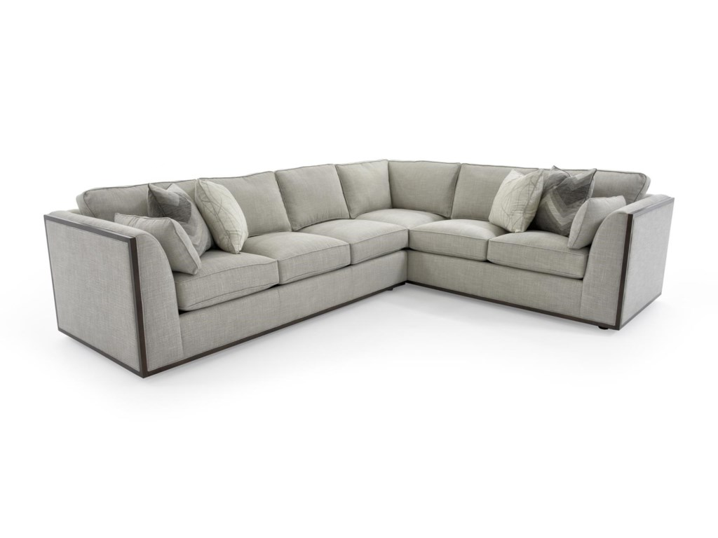 Lexington Macarthur Parkwestcliffe 2 Pc Sectional Sofa