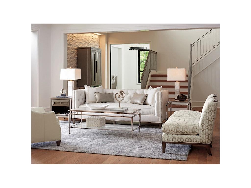 Lexington MacArthur ParkBranford Armless Chair