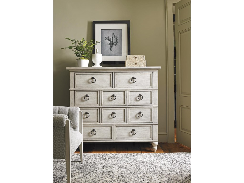 Lexington Oyster BayFALL RIVER DRAWER CHEST