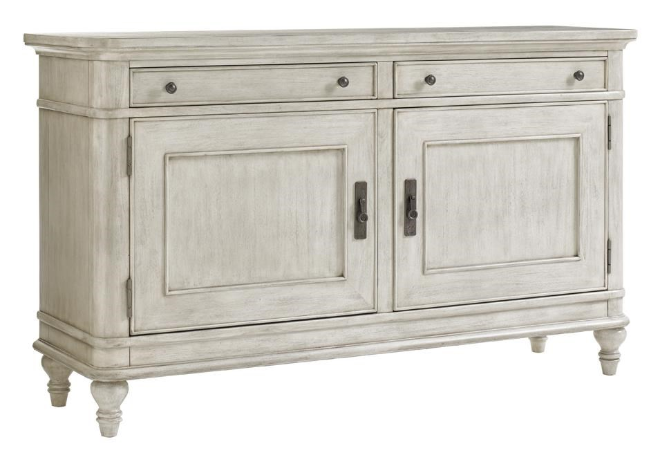 Oakdale Buffet with Dining and Silverware Storage