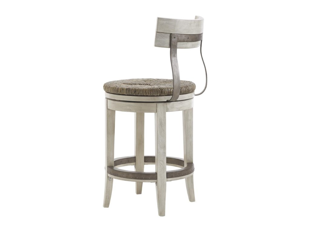 Lexington Oyster BayHidden Lake Bistro Table and Stool Set
