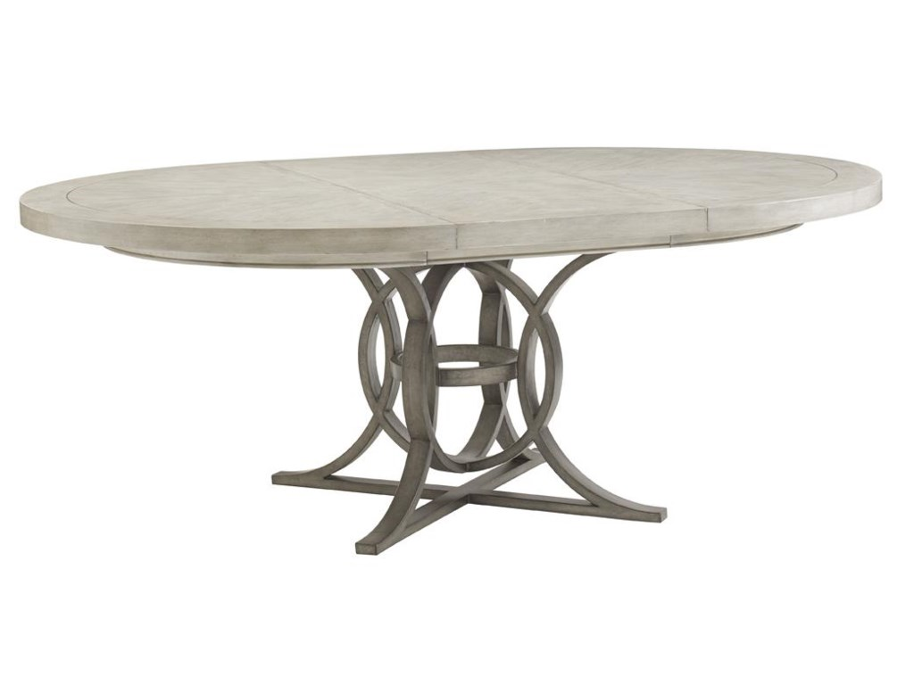 Lexington Oyster BayCALERTON ROUND DINING TABLE
