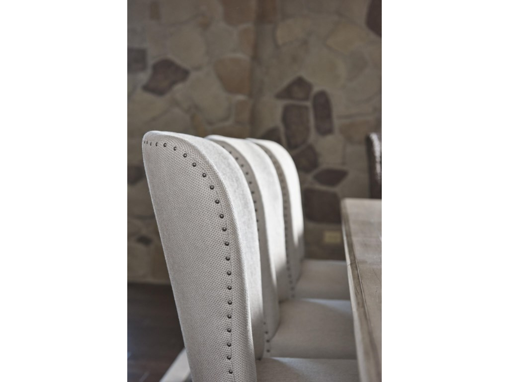 Lexington Oyster BayBAXTER UPHOLSTERED SIDE CHAIR