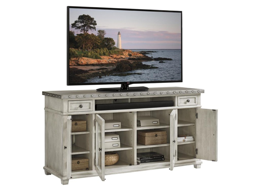Lexington Oyster BaySHADOW VALLEY MEDIA CONSOLE