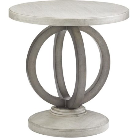 HEWLETT SIDE TABLE