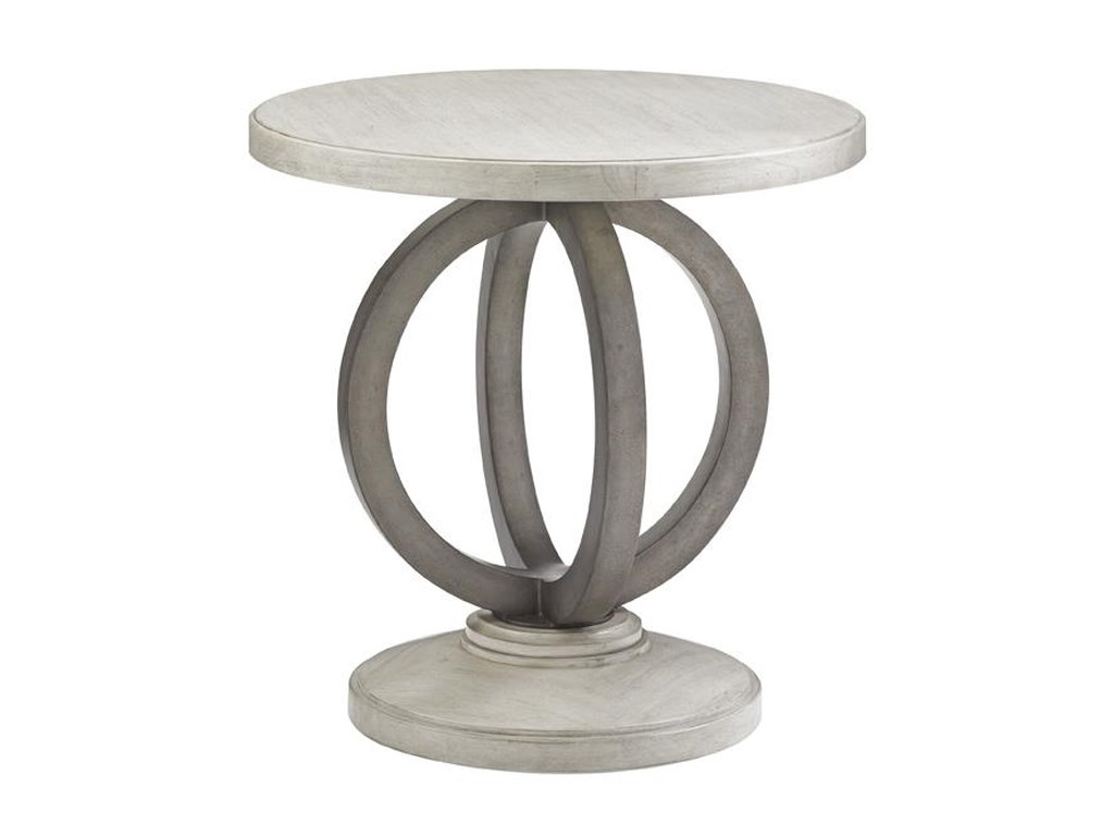 Lexington Oyster BayHEWLETT SIDE TABLE