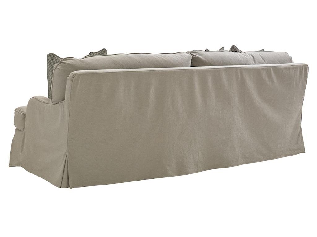 Lexington Oyster BayStowe Slipcover Sofa