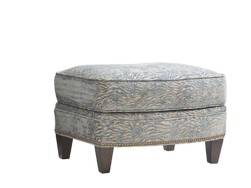 Lexington Oyster BayBayville Chair & Ottoman Set