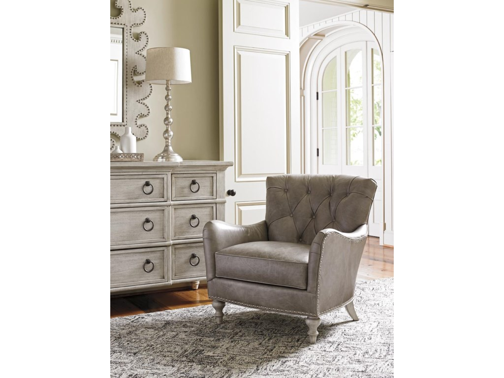 Lexington Oyster BayWescott Chair