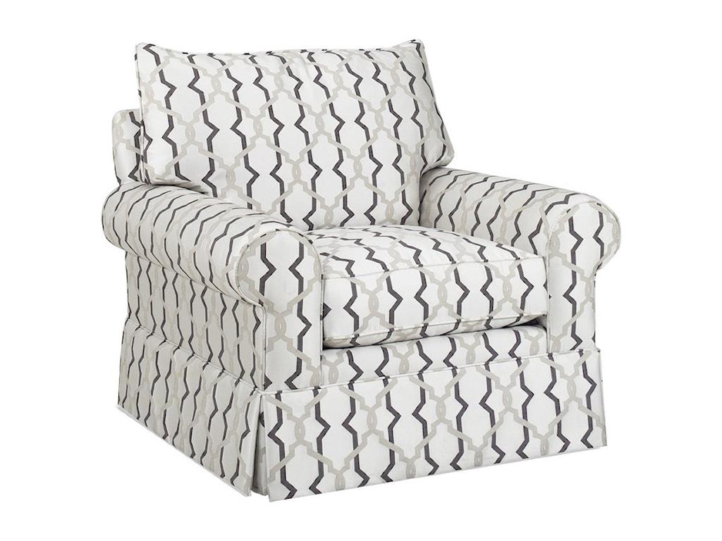 Lexington Personal Design SeriesBristol Customizable Swivel Chair