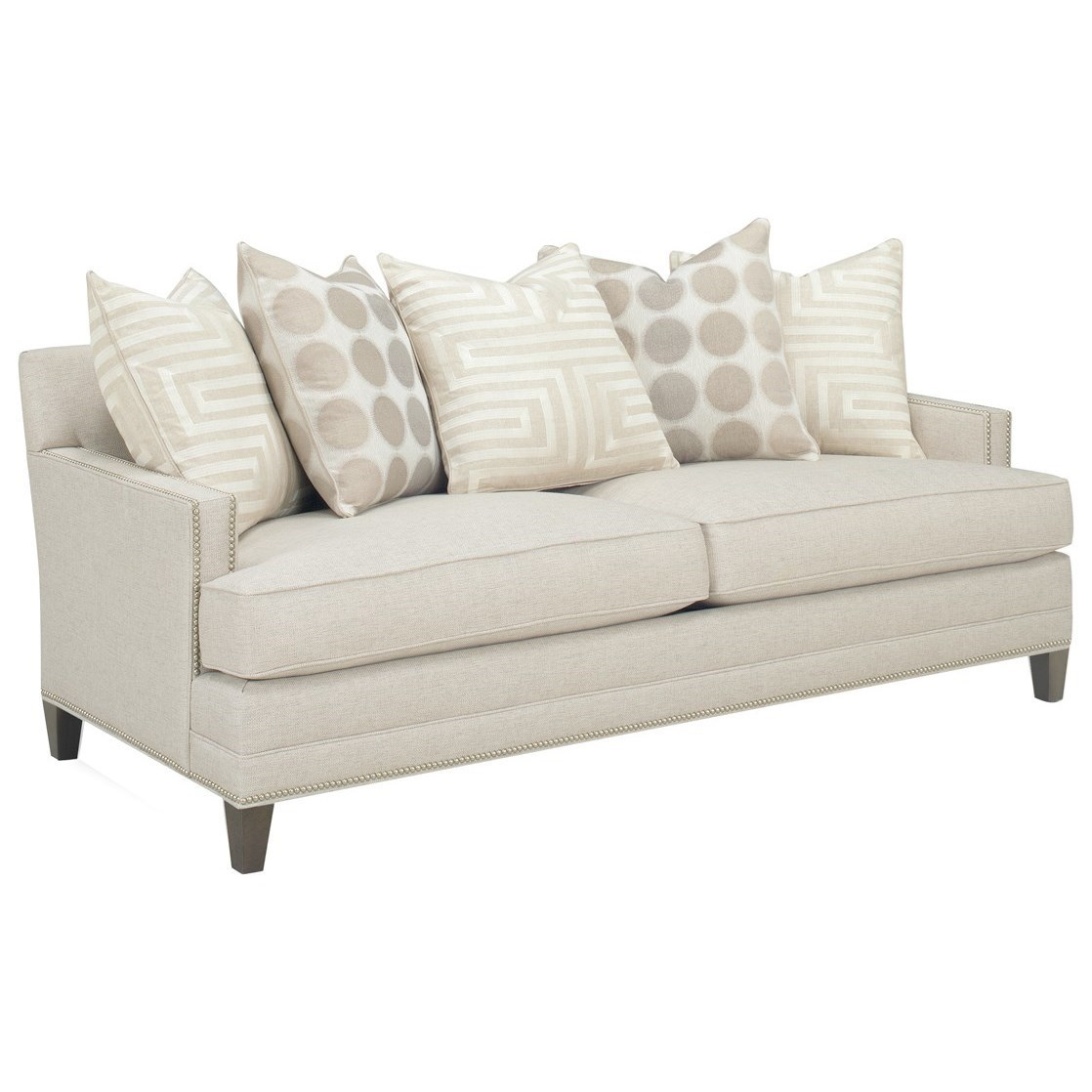Lexington Personal Design SeriesTanner Customizable Sofa ...