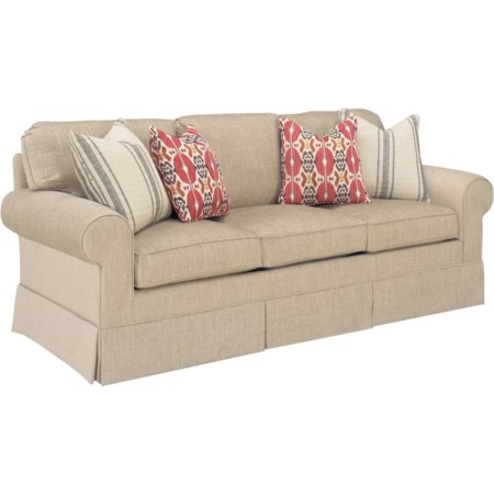 Bedford Customizable Sleeper Sofa