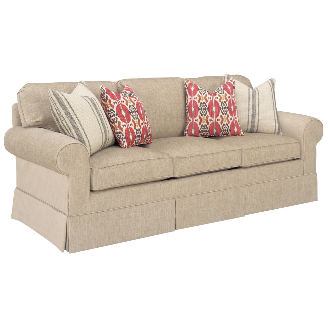 Lexington Personal Design SeriesBedford Customizable Sleeper Sofa ...