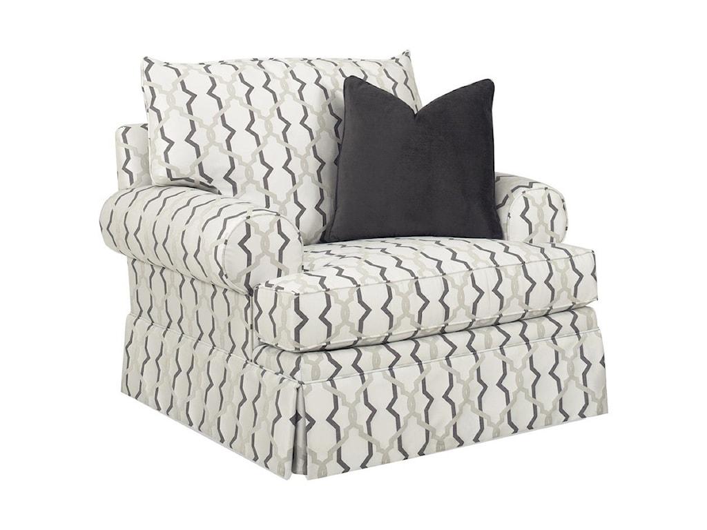 Lexington Personal Design SeriesTownsend Swivel Chair