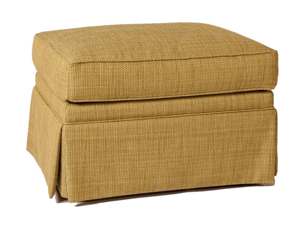 Lexington Personal Design Series<b>Customizable</b> McConnell Ottoman
